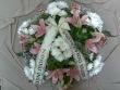 kytice vypichovaná kulatá